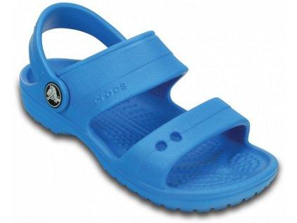 Dětské Crocs Classic Sandal ocean (Velikost C7)
