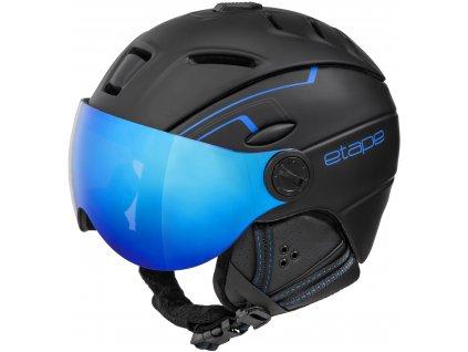Etape Comp Pro, black/blue, 19/20 (Velikost 55-58)