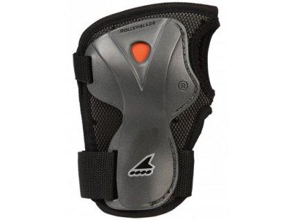 Chrániče Rollerblade Lux Wristguard, grey (Velikost S)