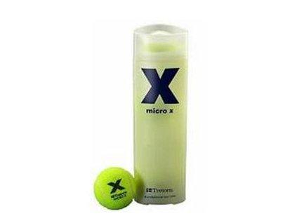 Tenisové míče Tretorn Micro X (4ks)
