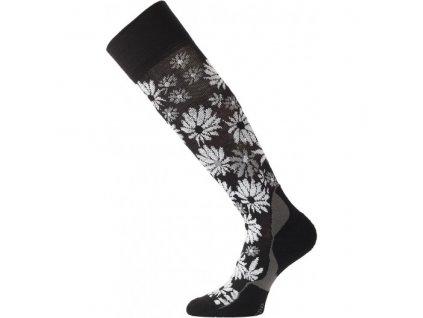 Ponožky lyžařské Lasting SDD (Velikost M)