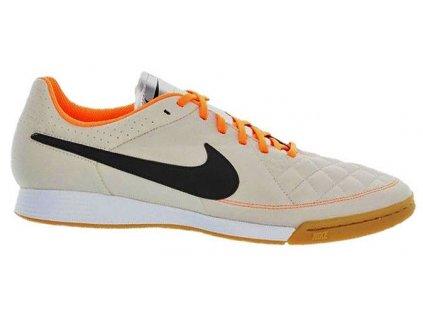 Sálové kopačky Nike Tiempo Genio Leather IC Jr (Velikost EU 32)
