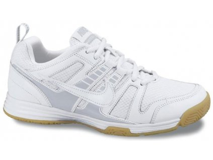 Sálovky Nike Multicourt 10 W, white (Velikost UK 3,5)