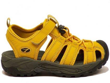 Sandály Numero Uno Kiowa Yellow Kid, 2017 (Velikost EU 31)