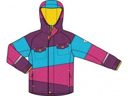 Souprava lyžařská KILLTEC BENLY + kalhoty PUNNY (Velikost 98-104)