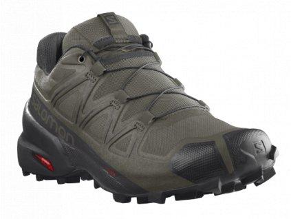 Trailové boty Salomon Speedcross 5 Wide 409813