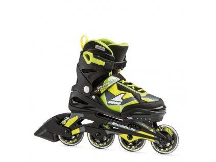 Kolečkové brusle Rollerblade Thunder Jr