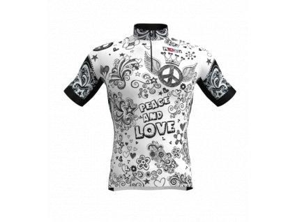 Dámský cyklo dres Rosti