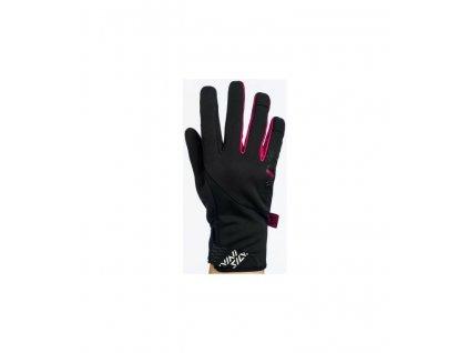 Dámské běžecké rukavice Silvini