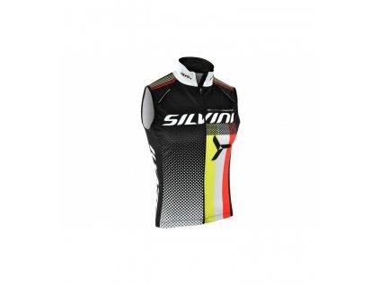 Pánská cyklistická vesta Silvini
