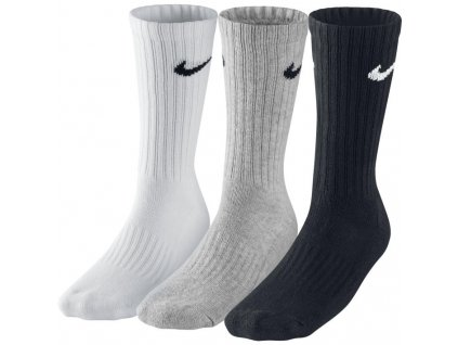 ponožky Nike Cush Crew Value 3 páry (1)