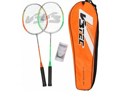 Badmintonová raketa V3 Tec Atack Pro Set