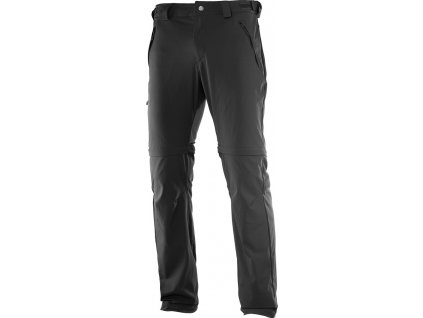 Kalhoty outdoorové Salomon Wayfarer zip