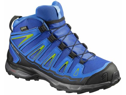 Trekové boty Salomon X-Ultra Mid GTX J 390294