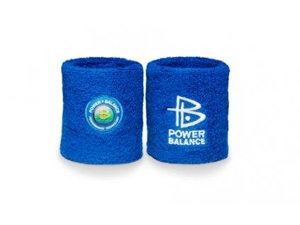 Potítko Power Balance TERRY, blue/white