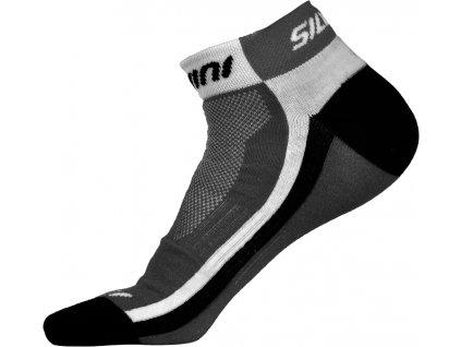 Ponožky cyklo SILVINI Plima UA622