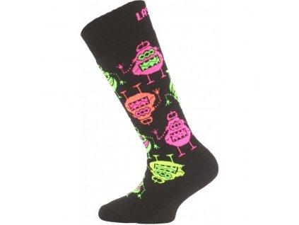 Ponožky Lasting merino SJE