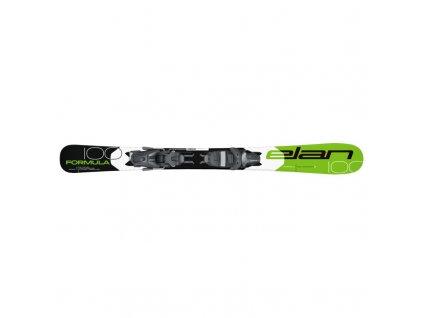 Elan Formula Green Jr + Tyrolia LRX 7.5 AC
