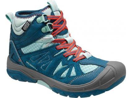 Trekové boty Merrell Carpa Mid Waterproof