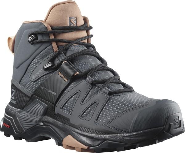Trekové boty Salomon X Ultra 4 Mid GTX W 412956 Velikost: EU 39 1/3