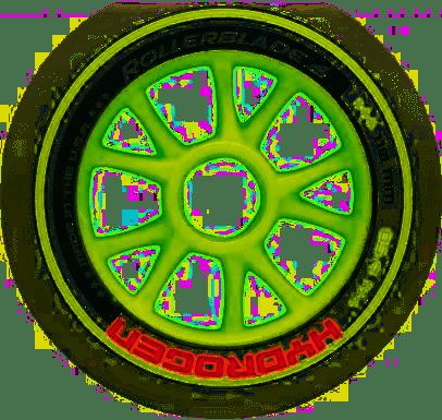 Kolečka na brusle Rollerblade Hydrogen (8ks) Velikost: 110/85A