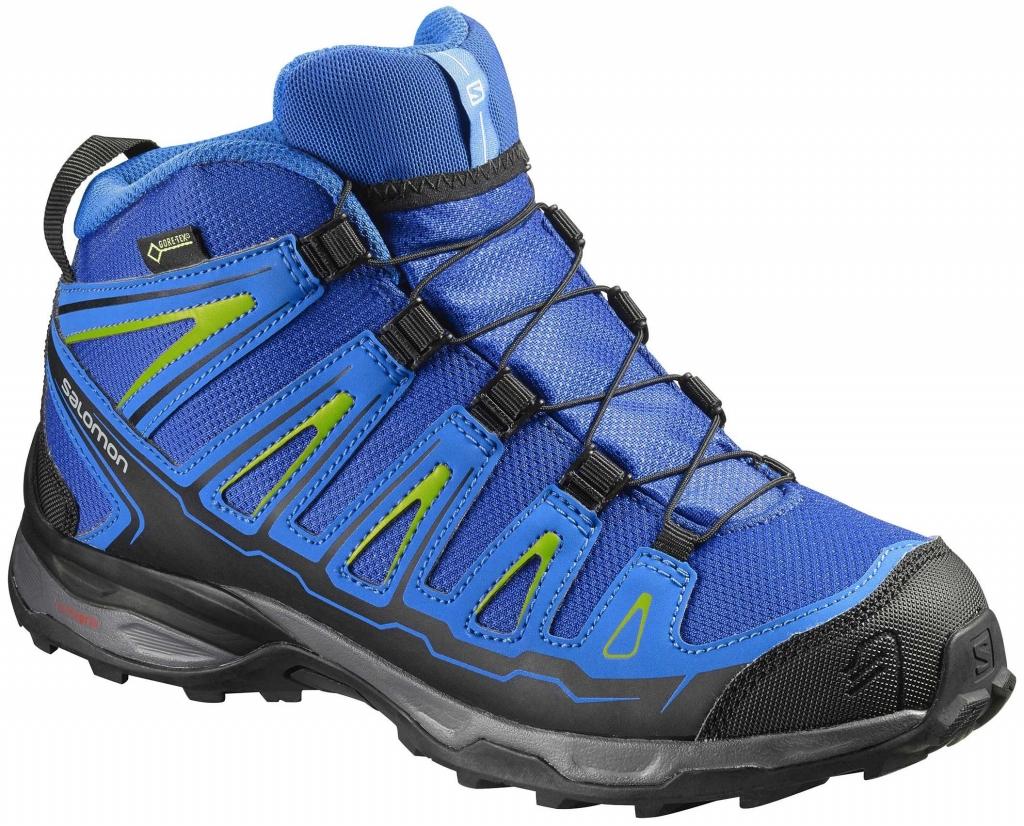 Trekové boty Salomon X-Ultra Mid GTX J 390294 Velikost: EU 38