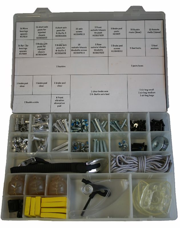 Sada náhradních dílů Nike N-dorfin Parts Kit