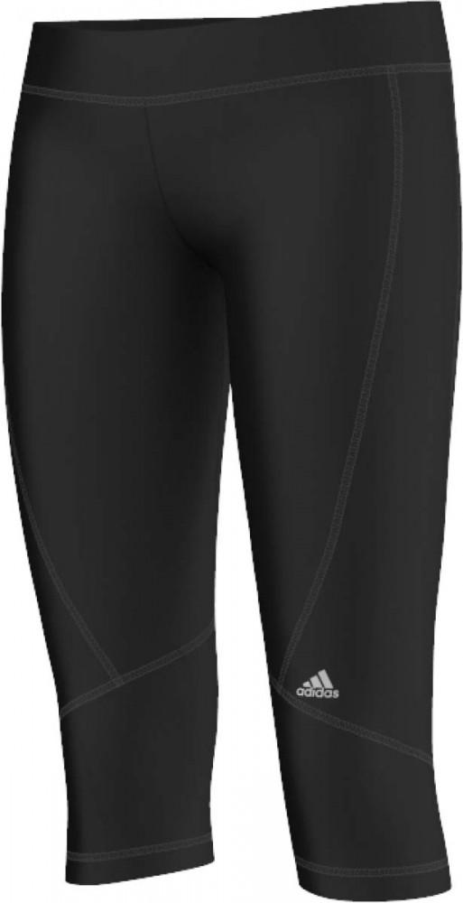 Kalhoty 3/4 fitness Adidas tigh Techfit Velikost: 152