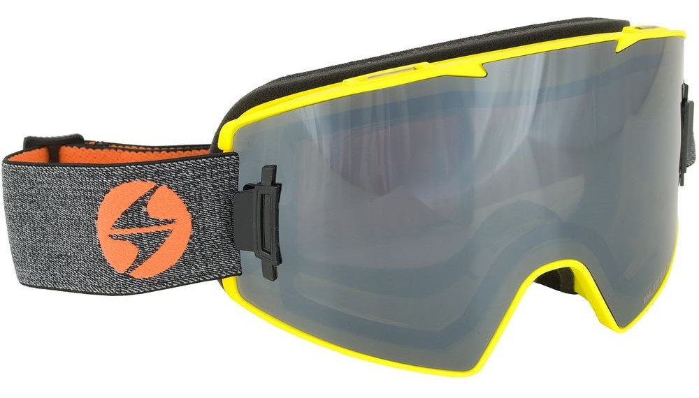 Blizzard 927 Magnetic + Box S2+S3, neon yellow Velikost: One Size