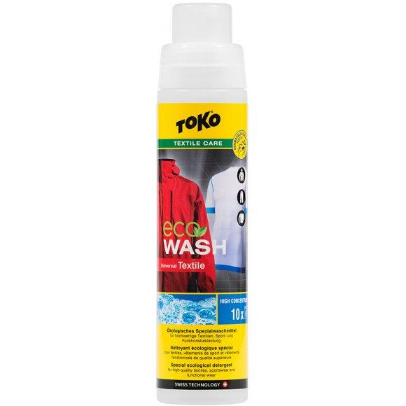 TOKO Eco Textile Wash - funkční materiál Velikost: 250 ml