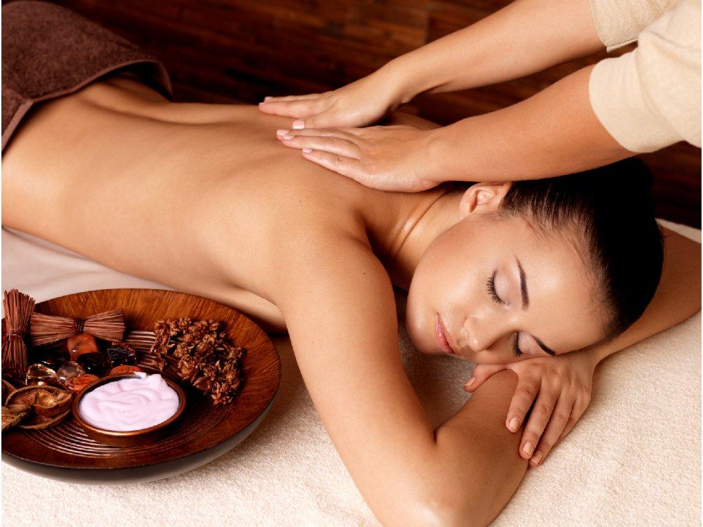 Klasická masáž poukaz