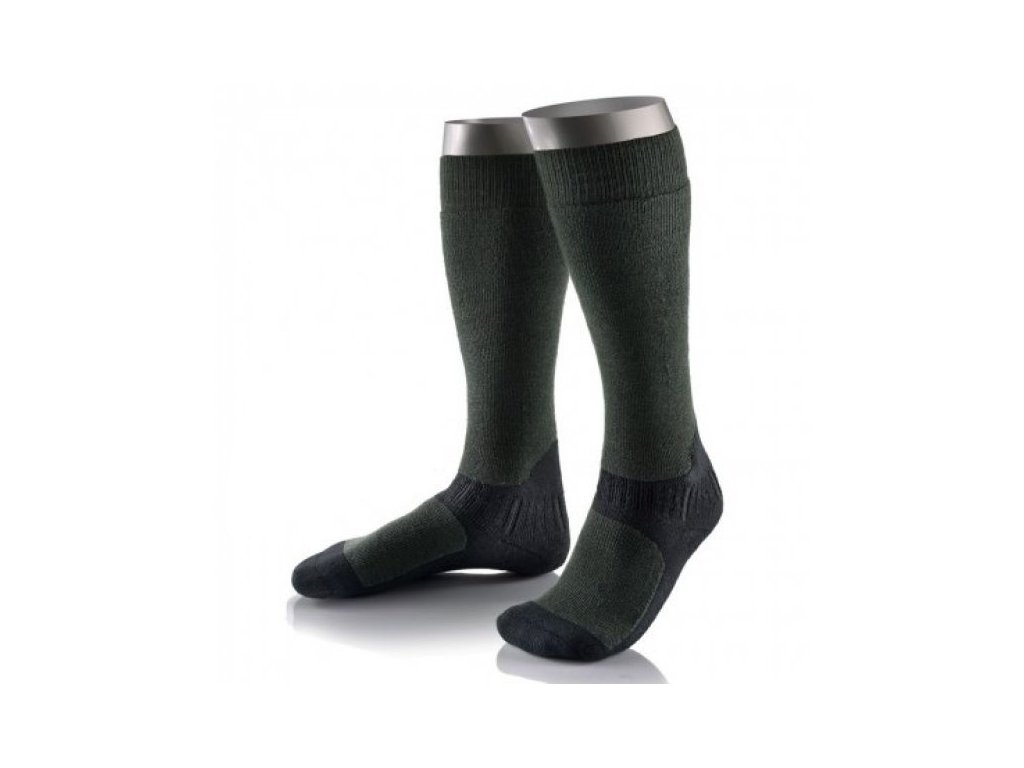 Lovecké ponožky vysoké