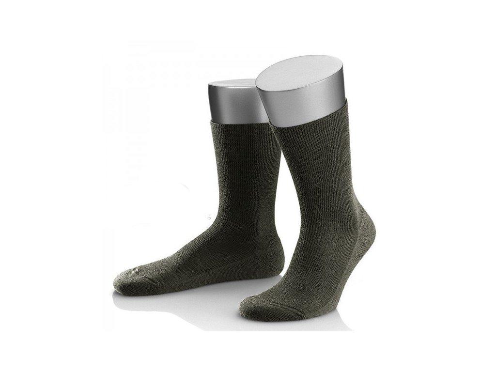 Vlněné ponožky Komfort