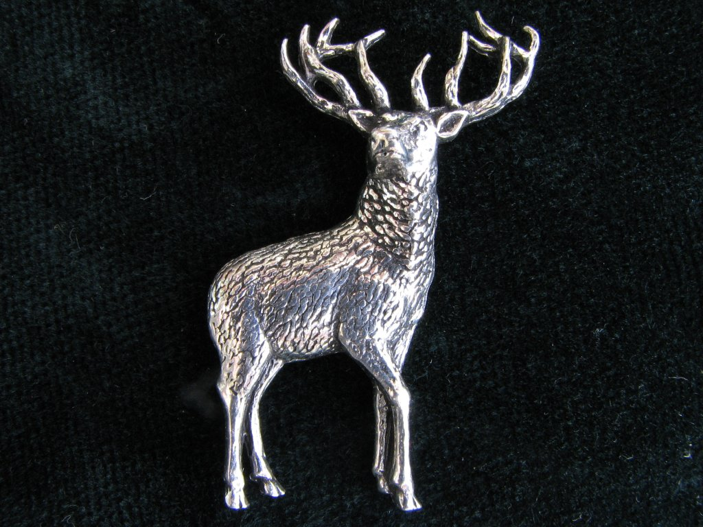 Lovecký odznak Jelen