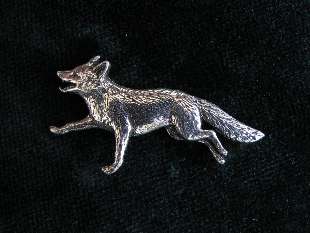 Lovecký odznak Liška
