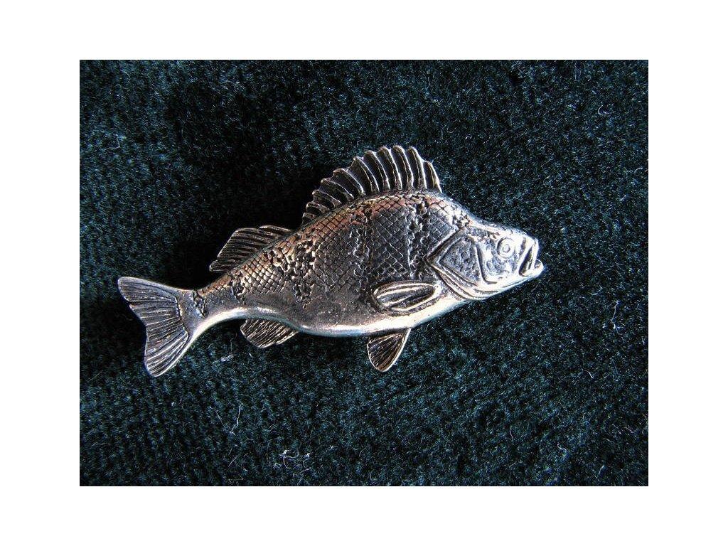 Rybářský odznak Okoun