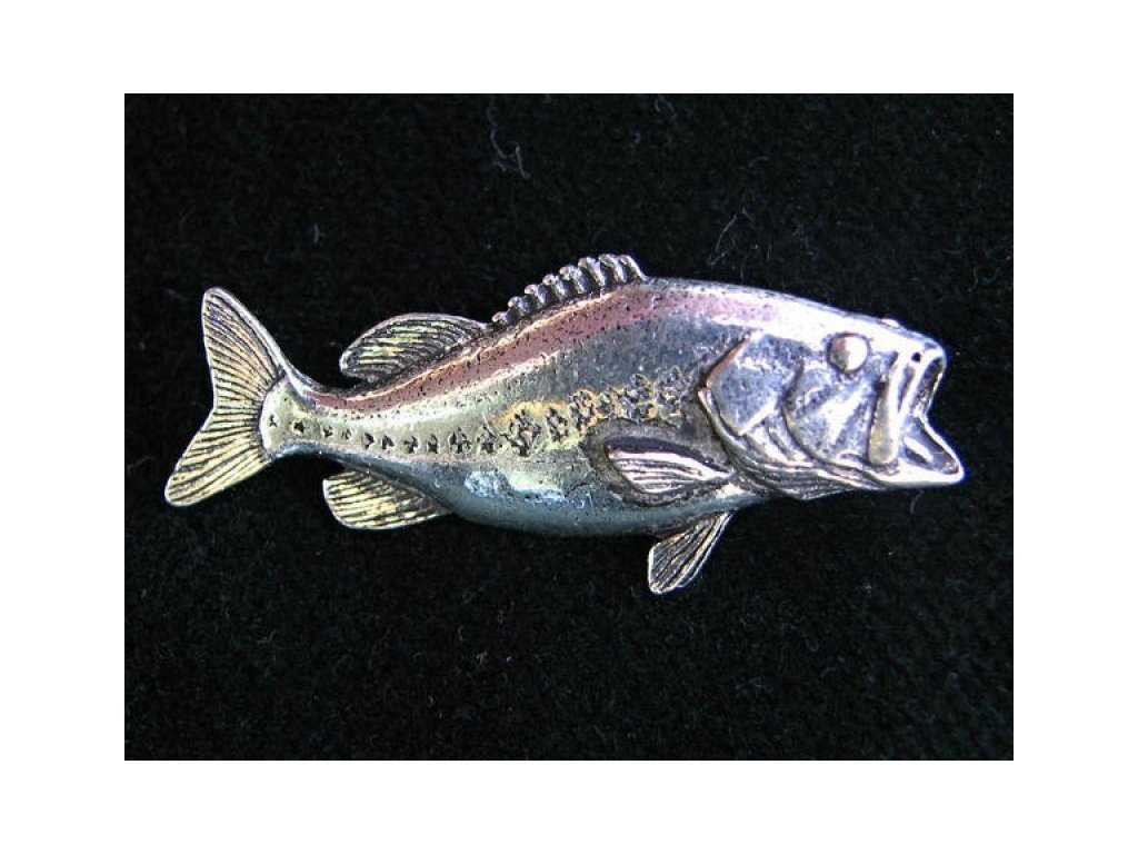 Rybářský odznak Okounek pstruhový
