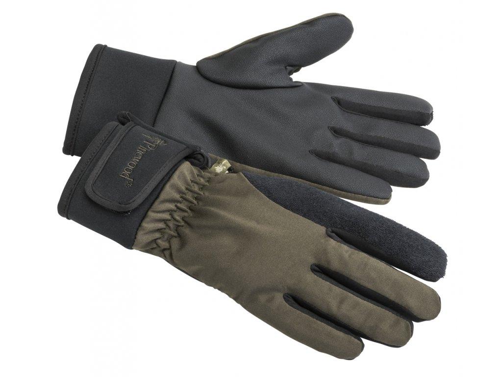 1504 251 glove reswick extreme suede brown black