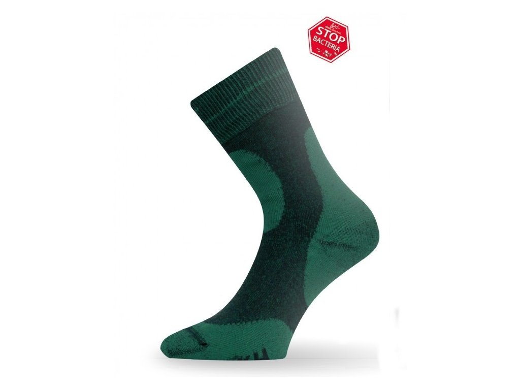 lasting funkcni ponozky tkh zelene