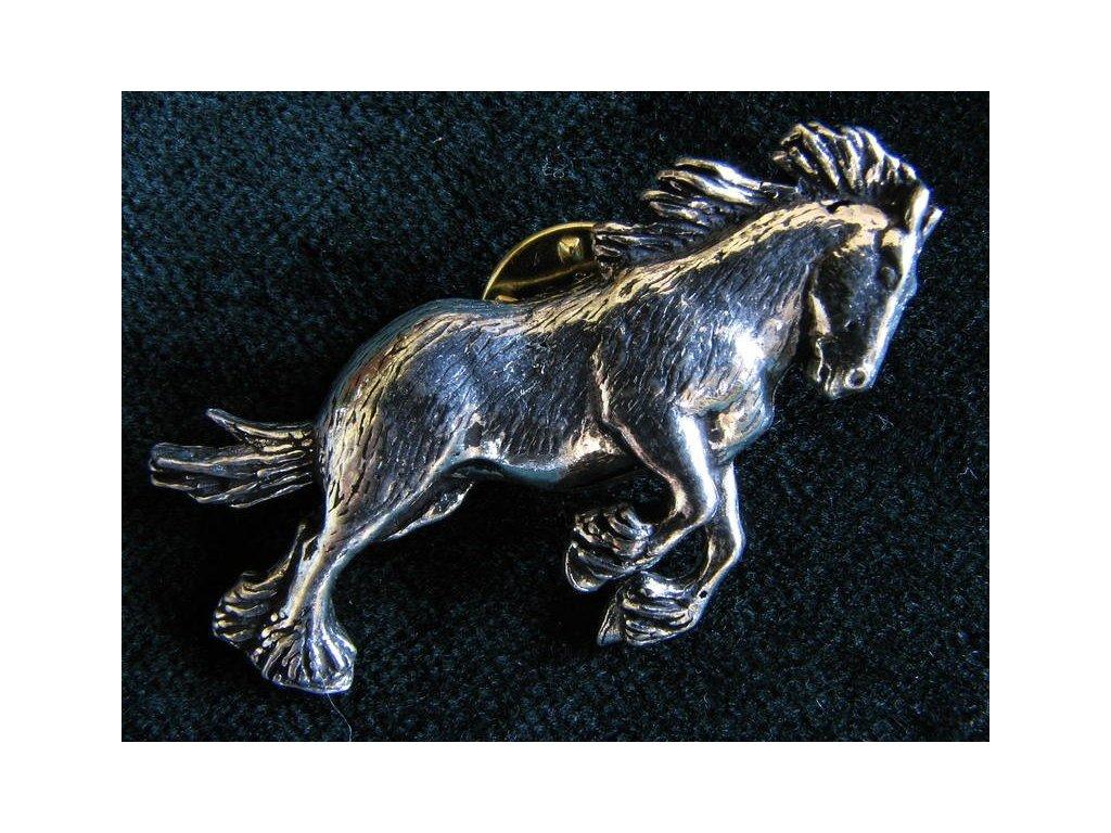 Odznak Shirský kůň