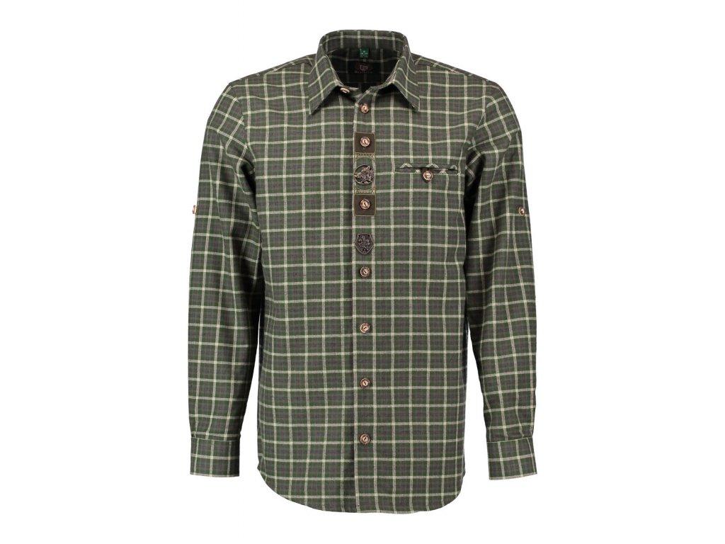 Horalská košile s divočákem