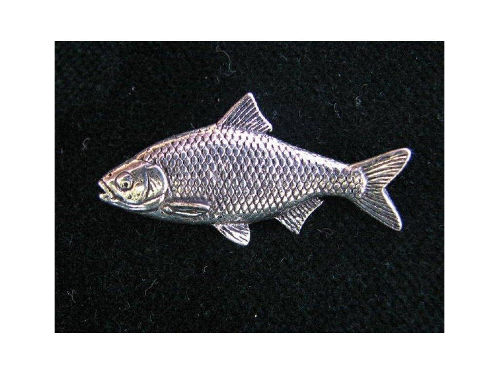 Rybářský odznak Plotice