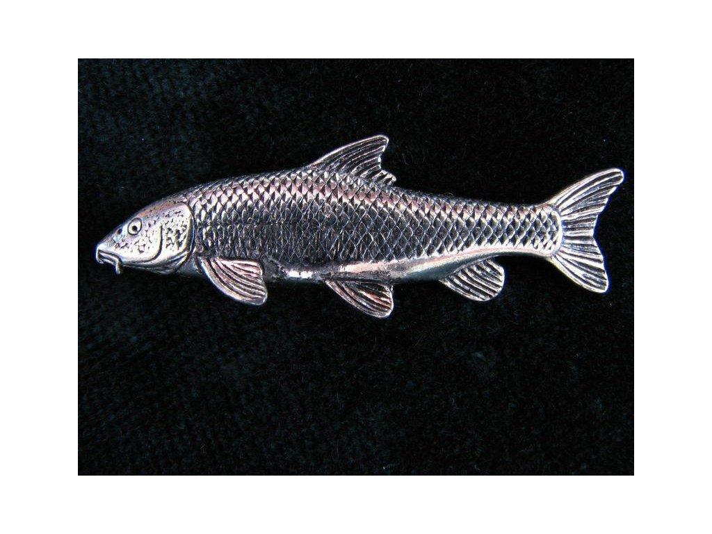 Rybářský odznak Parma obecná