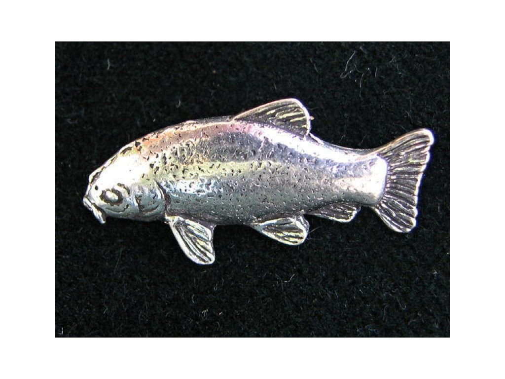 Rybářský odznak Lín