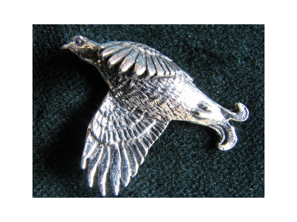 Lovecký odznak Jeřábek