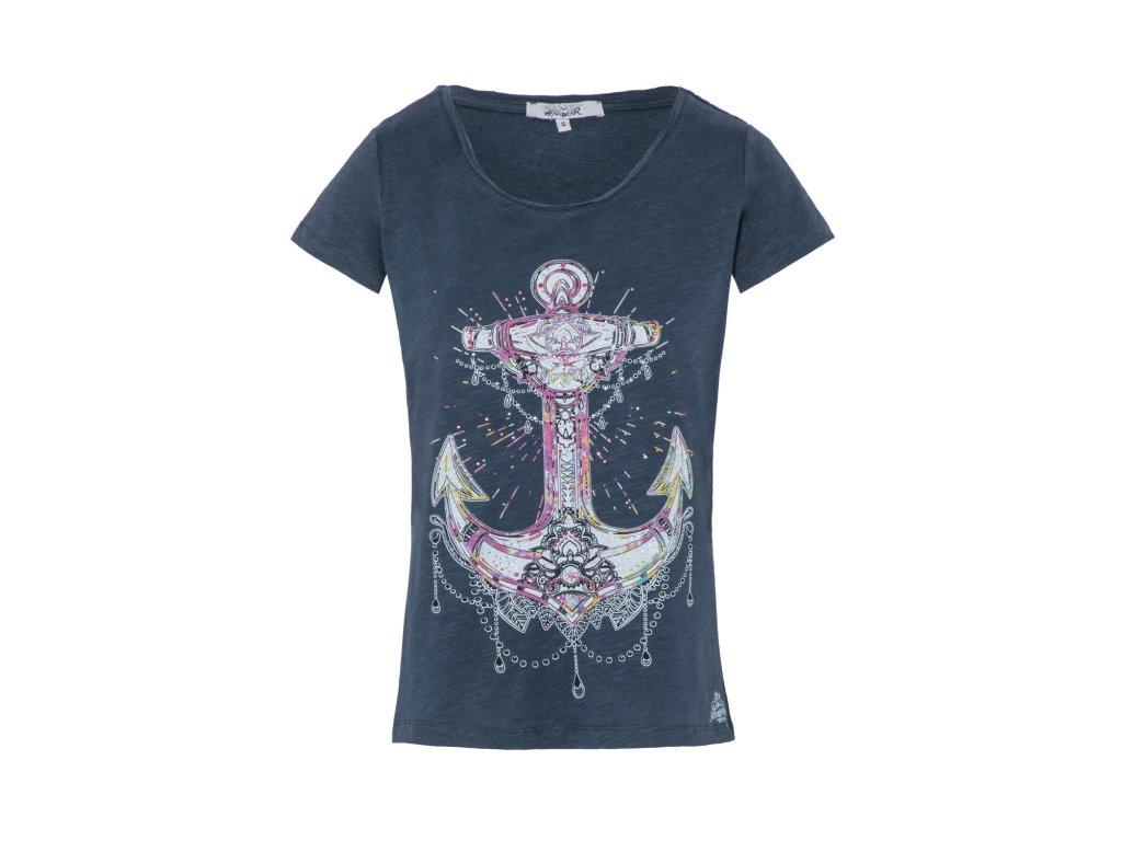 Dámské tričko Anchormandala