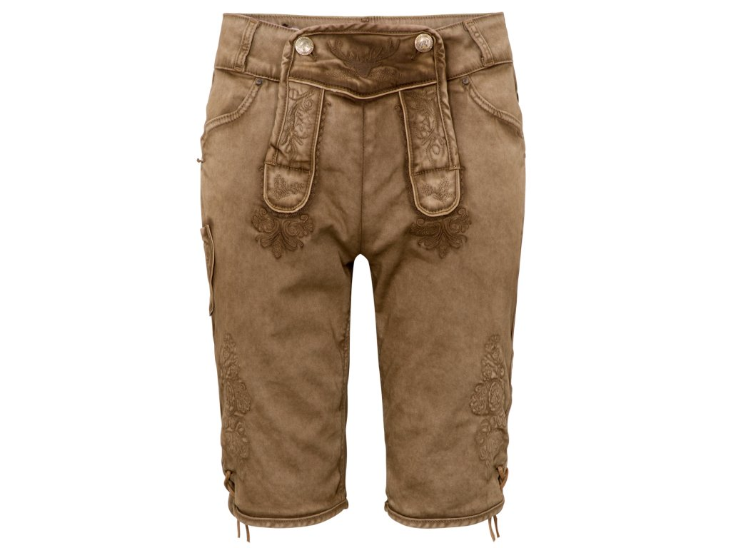 Horalské krojové kalhoty krátké 4XL+
