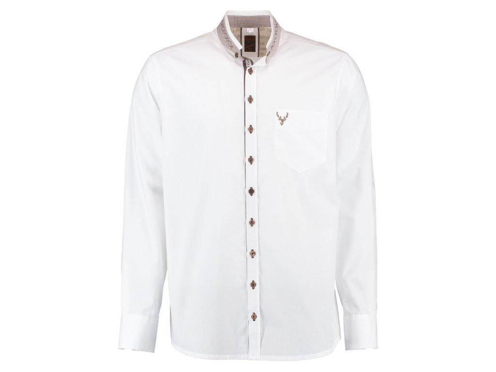 Horalská košile se stojáčkem 4XL+