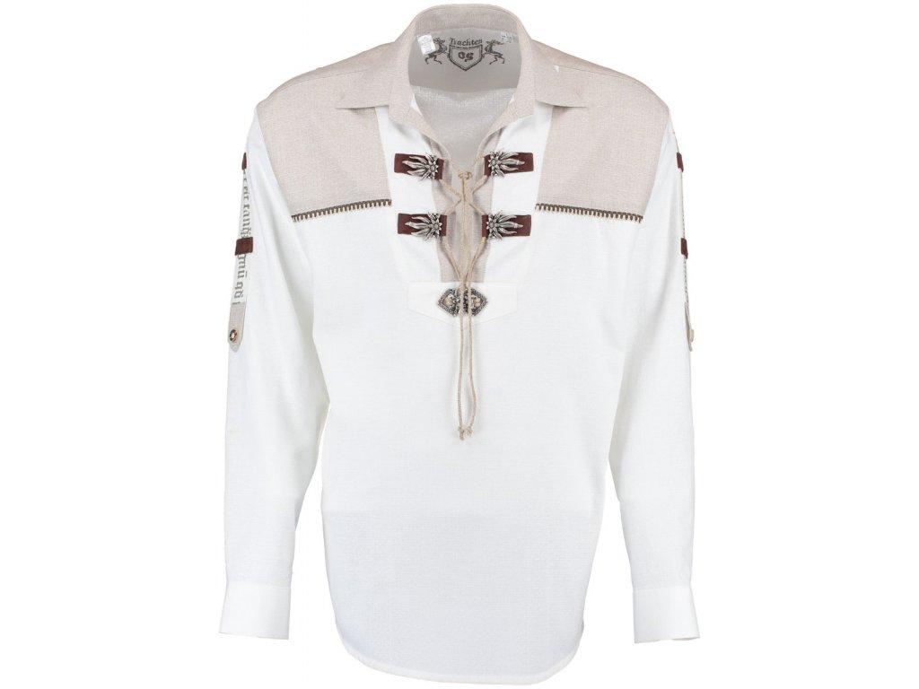 Horalská košile se šněrováním 4XL+