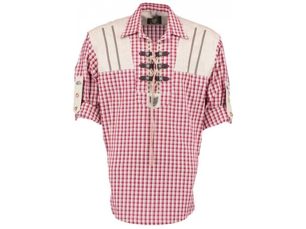 Horalská košile šněrovací 4XL+